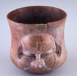 Old God effigy jar
