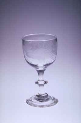 Cordial glass