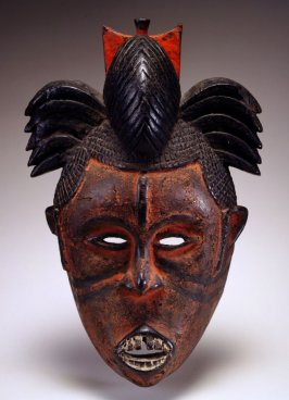 Mask for Okperegede