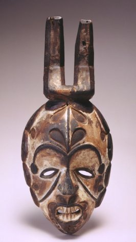 Mask for Okoroshi Oma festival