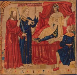 Saint Paul and Saint Peter Appearing to Nero