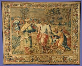 The Reconciliation of Jacob and Laban, from The Story of Jacob series