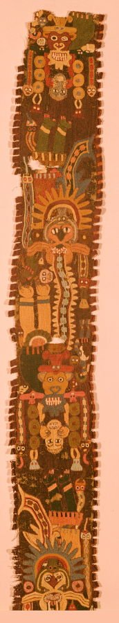 Fragment of a border