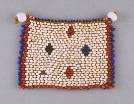 Pendant of a necklace or a baby apron