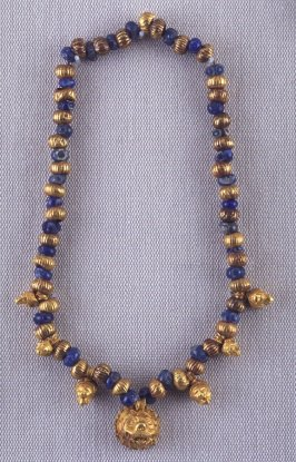 Necklace with Various Elements