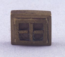 Goldweight with box design