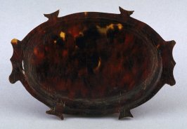 Woman's money bowl