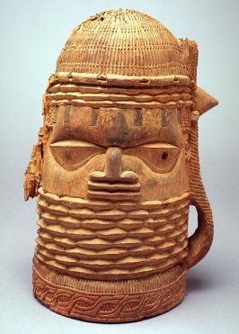 Head of an Oba