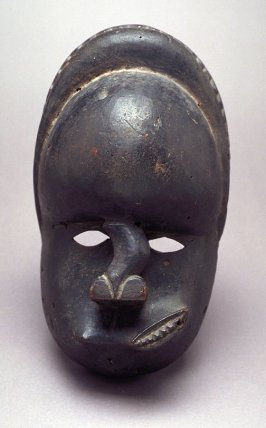 Mask for Ekpe society