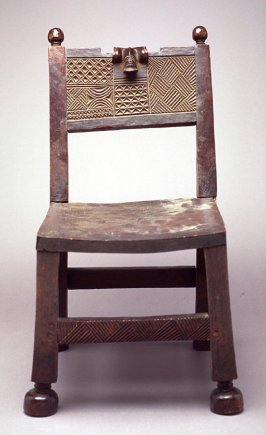 Chief's chair (Citwamo Tsha Mangu)