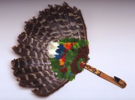 Ceremonial fan