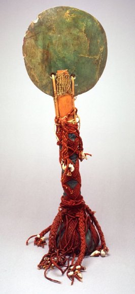 Ceremonial adze