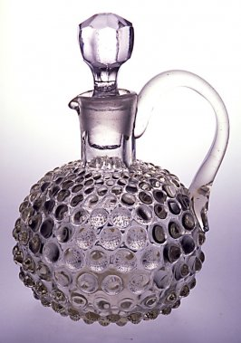 Cruet with stopper