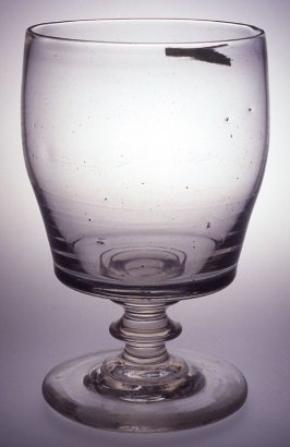 Goblet-like container