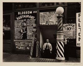 Blossom Restaurant, 103 Bowery between Grand and Hester Streets