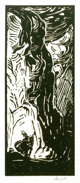 Untitled 28 [Siegfried Defying the Elements]
