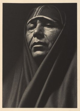 Man of Taos, plate III from Taos Pueblo (San Francisco: Grabhorn Press, 1930)