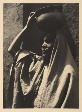 Girl of Taos, plate VI from Taos Pueblo (San Francisco: Grabhorn Press, 1930)