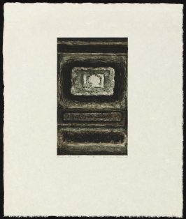 Untitled, plate 6 from the portfolioTablets