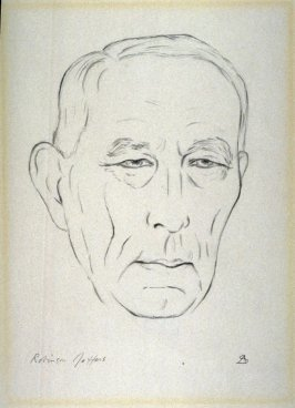 Portrait of Robinson Jeffers