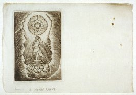 Untitled (A Monstrance)