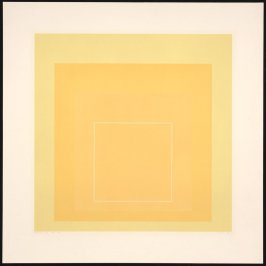 White Line Square I, from White Line Squares (Series I)