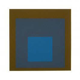 Aura, from the portfolio Homage to the Square: Ten Works by Josef Albers