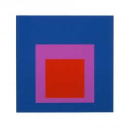 Full, from the portfolio Homage to the Square: Ten Works by Josef Albers