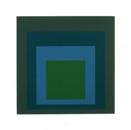 Patina, from the portfolio Homage to the Square: Ten Works by Josef Albers