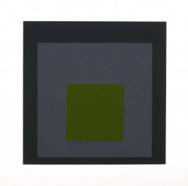 Thaw, from the portfolio Homage to the Square: Ten Works by Josef Albers