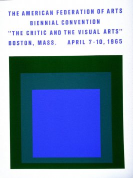 The Critic and the Visual Arts