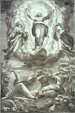 Transfiguration of Christ on Mount Taber
