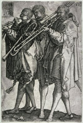Three Trumpeters