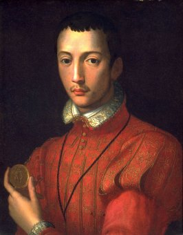 Portrait of Francesco I de'Medici