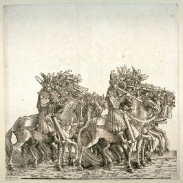 Bergundian Fifers; From the Triumph of Maximilian I