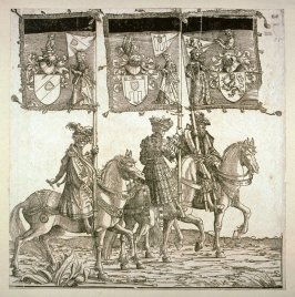 The Bergundian Territories; Charlorois; Marconois; Auyerrois ; From the Triumph of Maximilian I