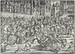 One from T. Livy. Roman History. six illustrations