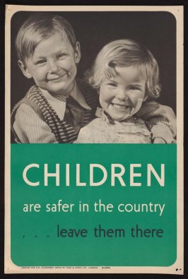 Children Are Safer in the Country... Leave Them There