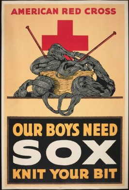 Our Boys Need Sox: Knit Your Bit