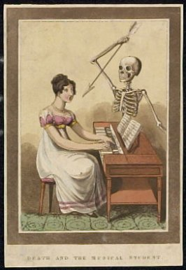 Death and the Musical Student