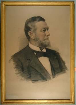 Portrait of Henry L. Dodge