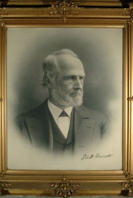 Peter H. Burnett, first governor of California