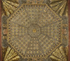 Ceiling from the Palacio de Altamira