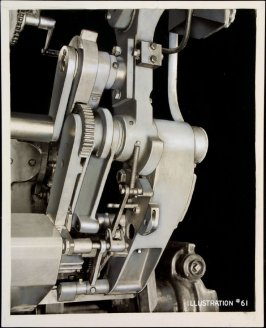 Untitled (Detail of machinery)