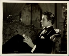 "Gilbert Roland in ""Camille"" (film still)"