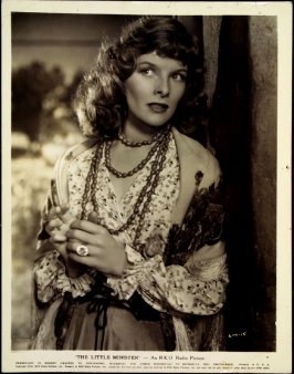 "Katharine Hepburn in ""The Little Minister"" (film still)"