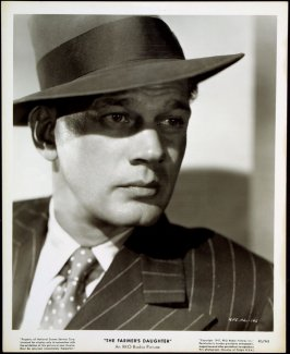 "Joseph Cotten in ""The Farmer's Daughter"" (film still)"
