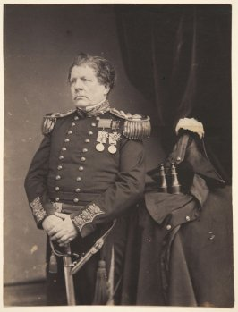Untitled (Portrait of a British Naval Officer)