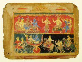 Episode from the Bhagavata Purana