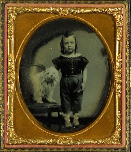 Untitled ( A Boy and Dog)